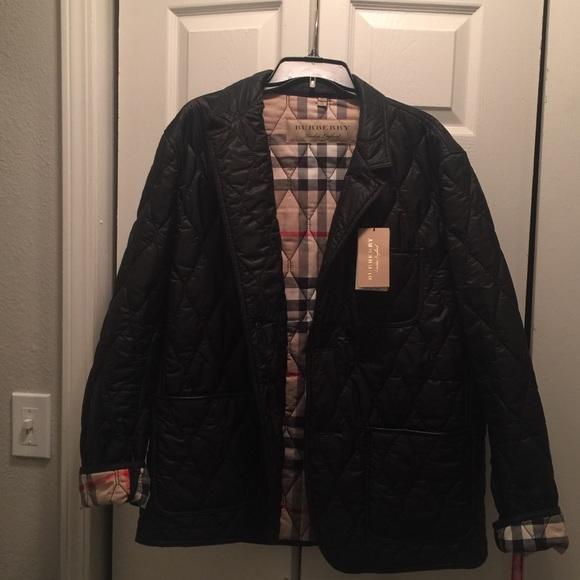 8ac6f73b Burberry Jackets & Coats | Gillington Quilted Mens Jacket | Poshmark